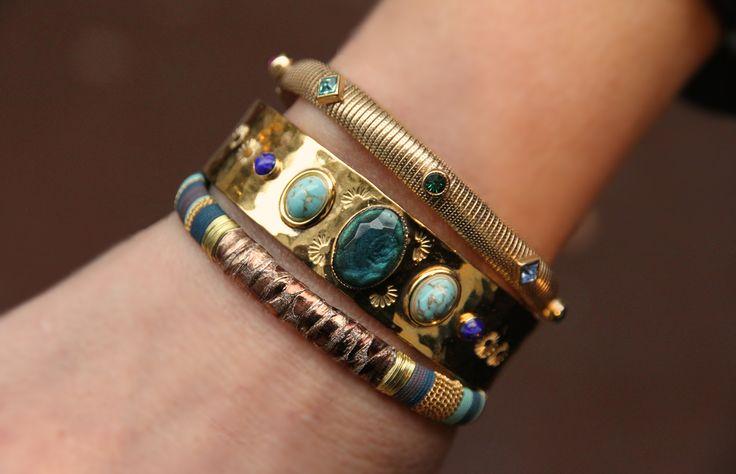 Bracelets Gas Bijoux chez Isis