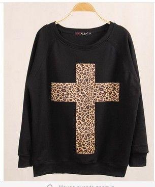 East Knitting G10 NEW 2017 women's sweatshirts harajuku cartoon print hoodies Skull cross head pullovers S M L
