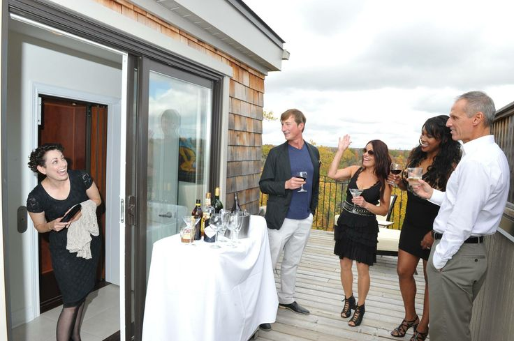If you have a Roof Top Terrace make sure everyone can enjoy it!