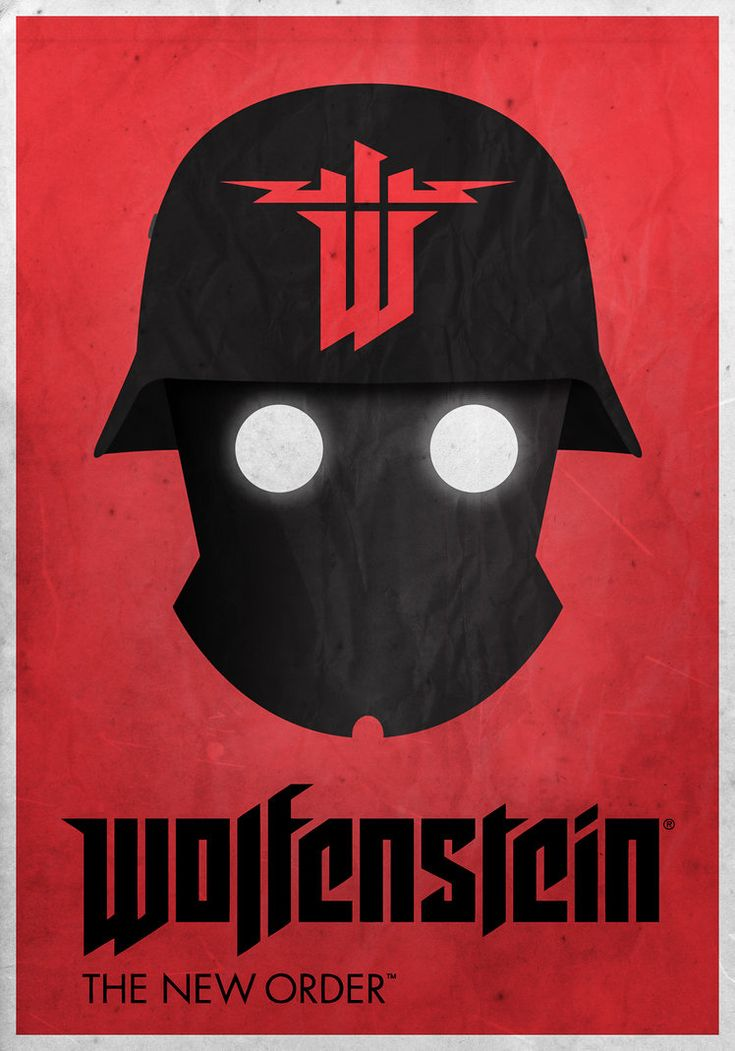 Wolfenstein - The New Order fan art by ~Caparzofpc