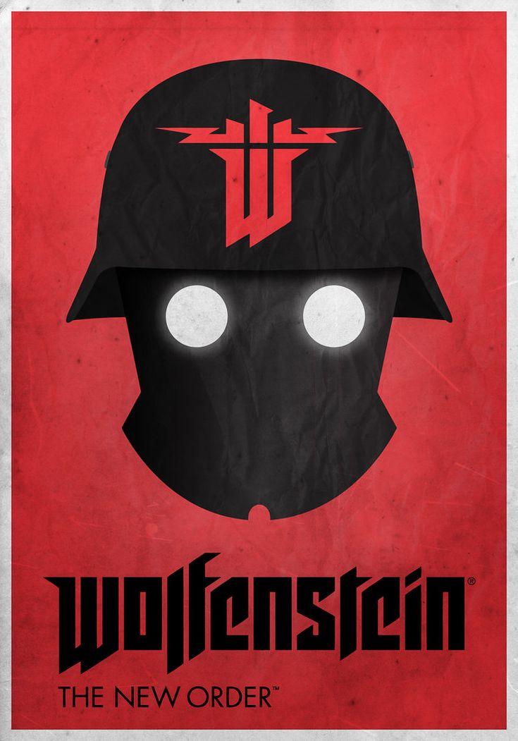 Wolfenstein - The New Order fan art by ~Caparzofpc
