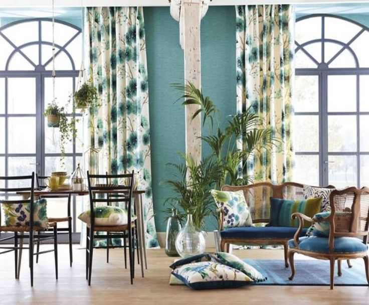 Harlequin Amazilia Fabrics And Wallpapers Available From Noctura Interiors Bangor