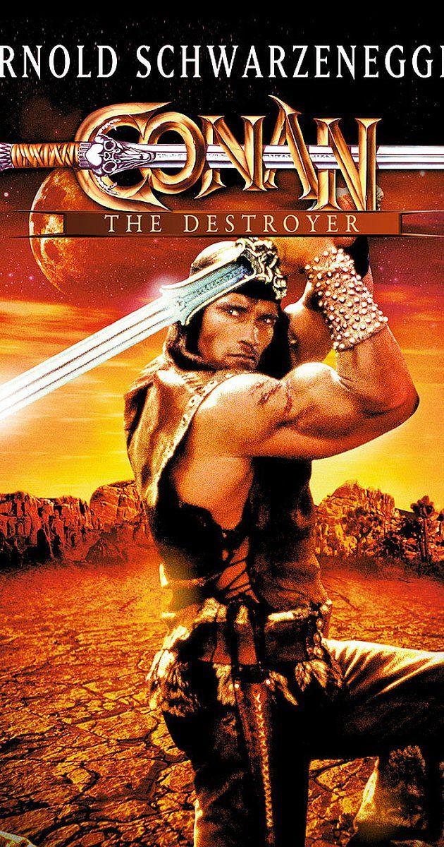 Conan the Destroyer (1984) - IMDb