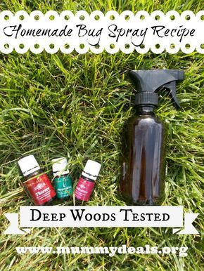 Homemade Bug Spray Recipe made using essential oils. Find out more here https://www.facebook.com/groups/MummyDealsEssentialOils/ or get it here: http://mummydeals.org/essential-oils/