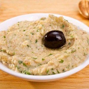 Бабагануш с тахини рецепт – арабская кухня, вегетарианская еда: закуски. «Афиша-Еда»