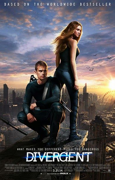 Divergent Movie Review: Opened in Theaters March 21st
