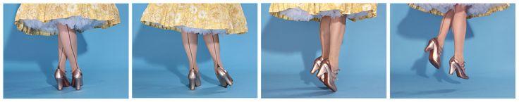 Talulah Blue for Pamela Mann  #pamelamann #tights #seamedtights #seamedstockings #talulahblue  www.pamlemann.co.uk