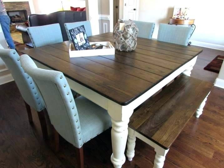 Image Result For 60 Inch Square Dining Table Farmhouse Table