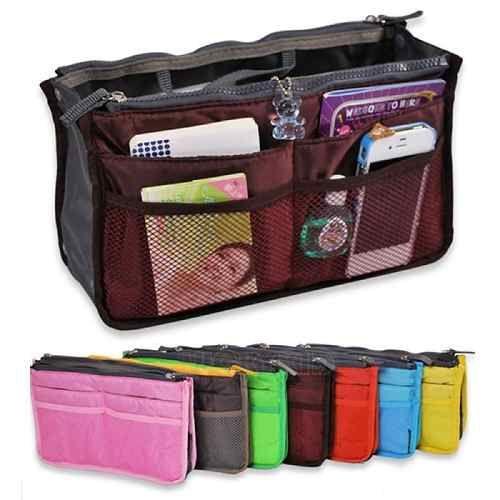 Organizador Interno Para Cartera Bag Organizer Neceser - $ 79,99