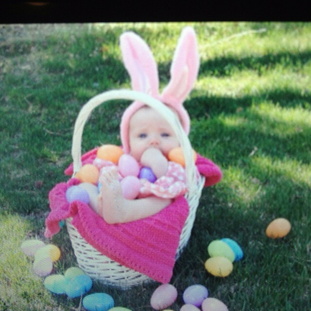 Easter picture ideas for babies
