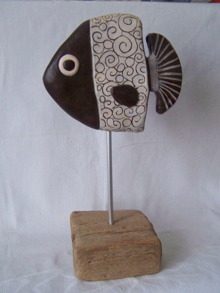 Fisch keramik