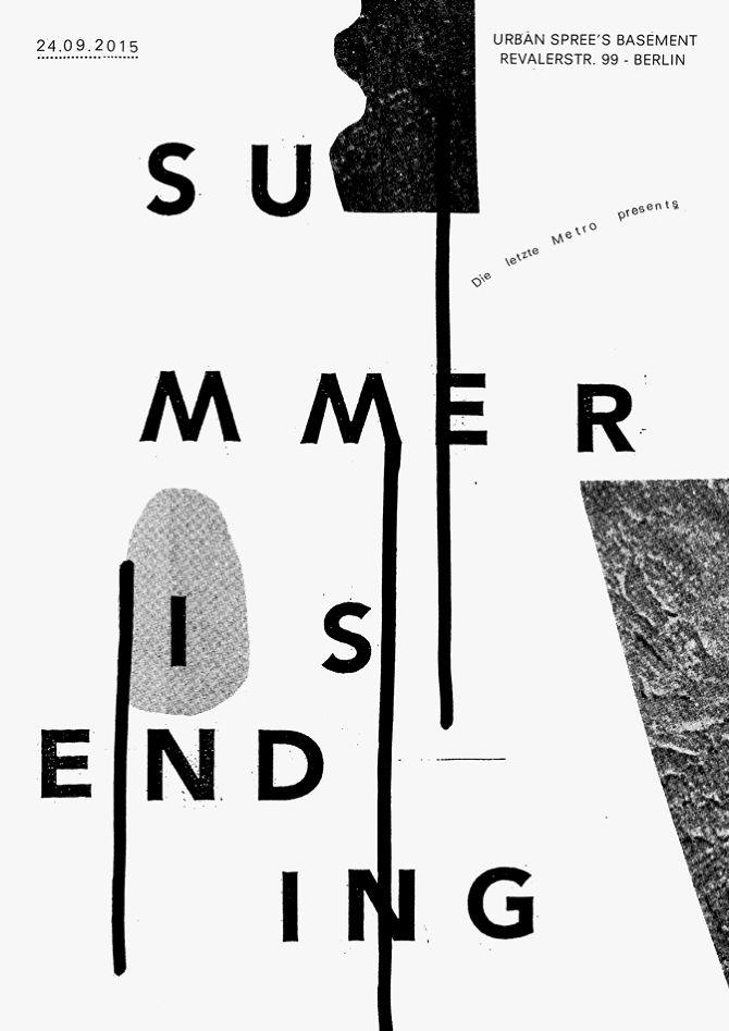 Various posters - Damien Tran