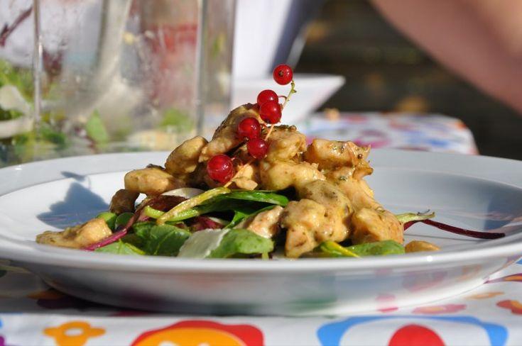 Kylling m. pesto og frisk pasta, Italien,Andet, Hovedret, Kylling, opskrift