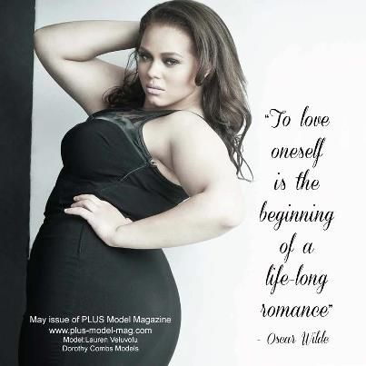 To Love Oneself... www.plus-model-mag.com Facebook.com/plusmodelmagBig Women Quotes Curves, Confidence Beautiful, Bbw Baby, Real Women, Oneself, Beautiful Women, Hot Curves, Body Positive, Unique Quotes