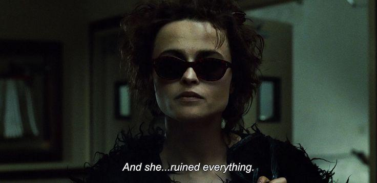 Fight Club - Helena Bonham Carter | Don't talk about fight ...
