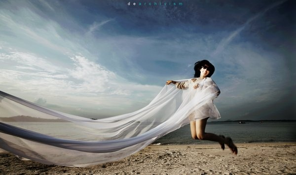 In White Fabric 04 by *dearchivismWhite Fabrics, Fabrics Deserts, Fabrics 04