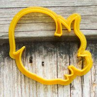 "Cookie cutter ""Squirrel """