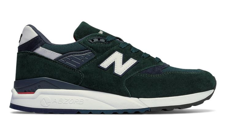998 Age of Exploration, Dark Green with Navy