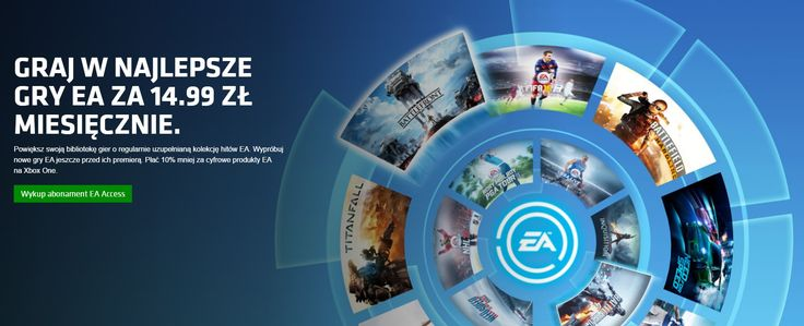 Ea Access - to spora zaleta Xbox One