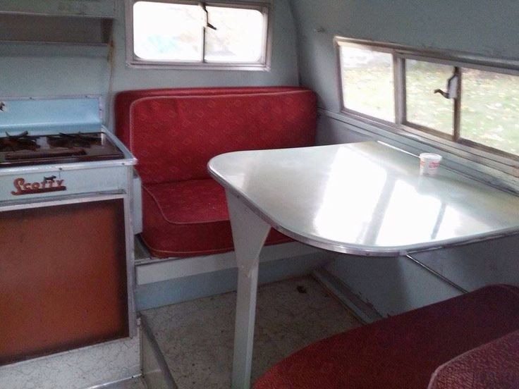 1964 Scotty Serro Camper