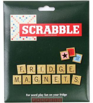 Jeux de scrabble aimanté-frigo | acceuil