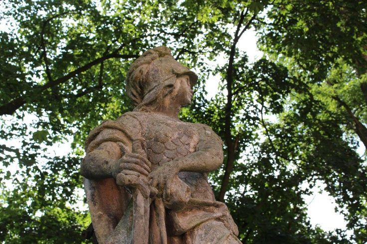 Statue/socha