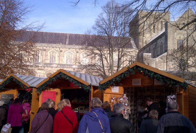Best Christmas Markets To Visit in England
