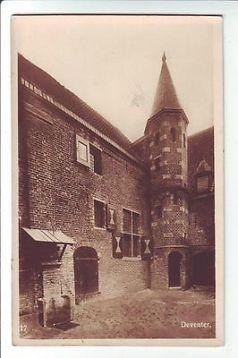 Deventer - Muntentoren - 1932