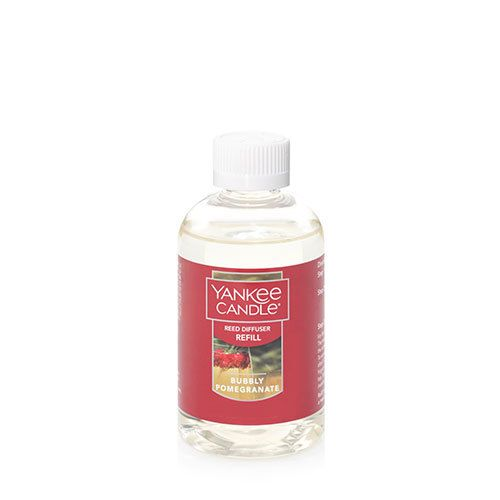 Bubbly Pomegranate Reed Diffuser Oil Refills - Yankee Candle