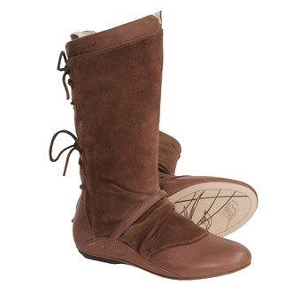 Patagonia Bandha Tie Boots #Patagonia