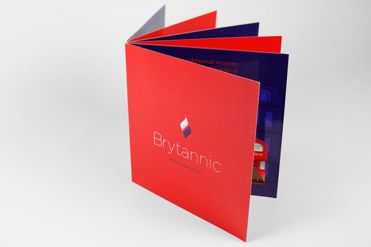 Brytannic are a specialist finance company established in Manchester in 1970. They commissioned us to produce a new brand identity to retain their heritage but align with the modern vision of the company. The result was a bold company image that utilises a quintessentially British style.