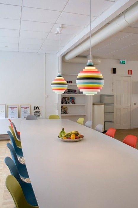 charzblue: Svenssons i Lammhult - Möbler - Varumärke / Zero / PXL pendel / liten, multifärg