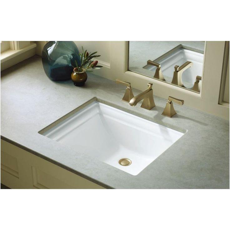 bathroom mesmerizing undermount bathroom sink for bathroom from Kohler Memoirs Undermount Bathroom Sink