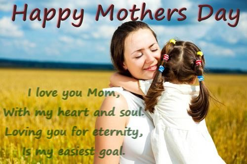 #happymothersdaypoems  Of all the special joys in life,   The big ones and the small,   A mother's love and tenderness   Is the greatest of them all.
