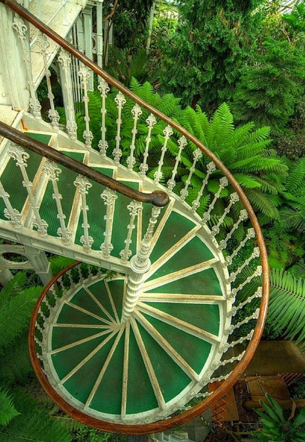 Best Gorgeous Spiral Staircase Ana Arredondo By Design 400 x 300