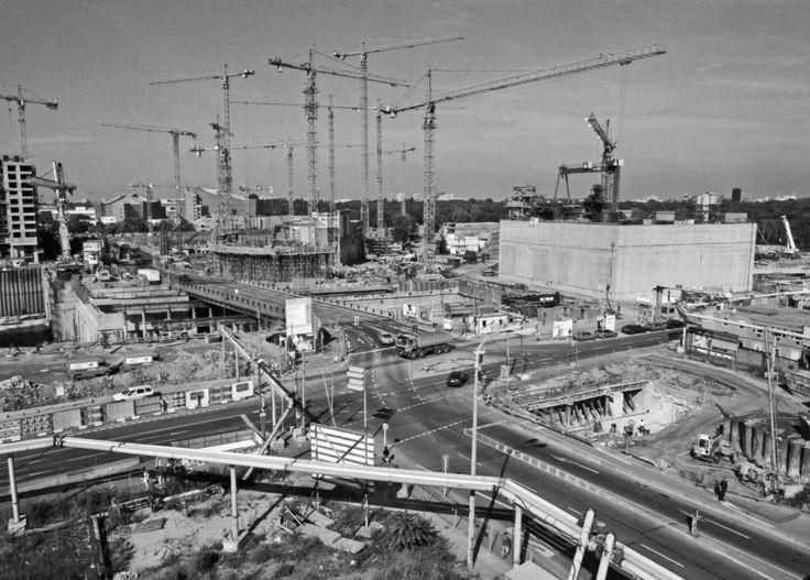 Berlin in den 90ern : Potsdamer Platz 1997