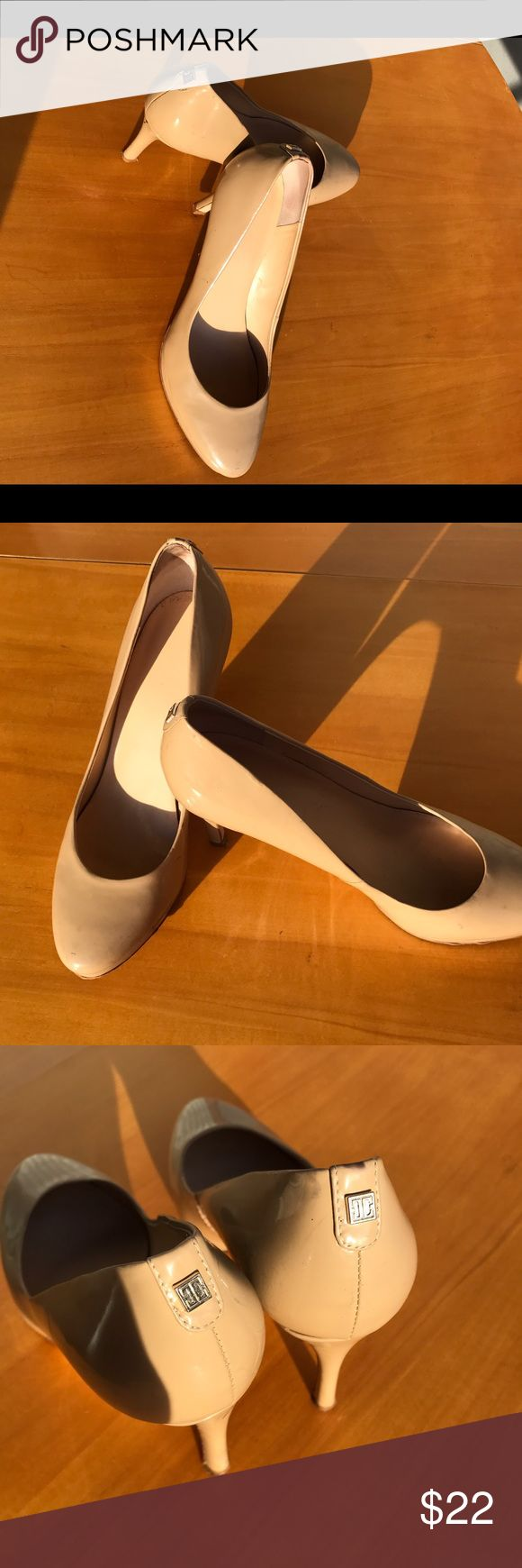 Ivanka Trump🚩FINAL SALE!!! ••• Nude 👠 As seen in pictures | 3(1/2) Inches Ivanka Trump Shoes Heels