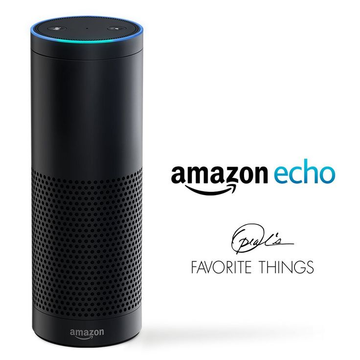 Amazon Echo: Always Ready, Connected, and Fast.:
