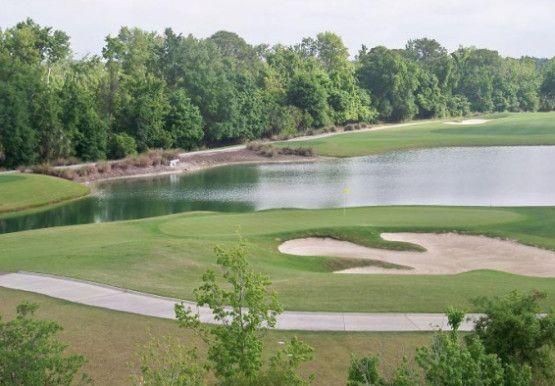 Golfing resorts Orlando