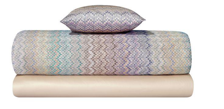 PETRA  bed linen collection @missonihome  orientalgarden