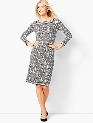 ba94282d21fa Casting Tiles Shift Dress | Things to Wear | Dresses, Dresses for ...