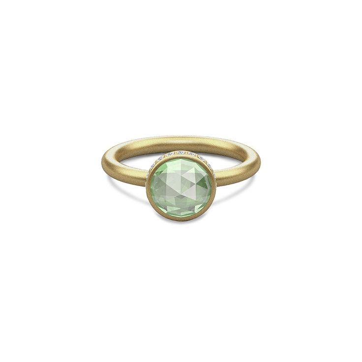 Embrace guld ring - Julie Sandlau Webshop