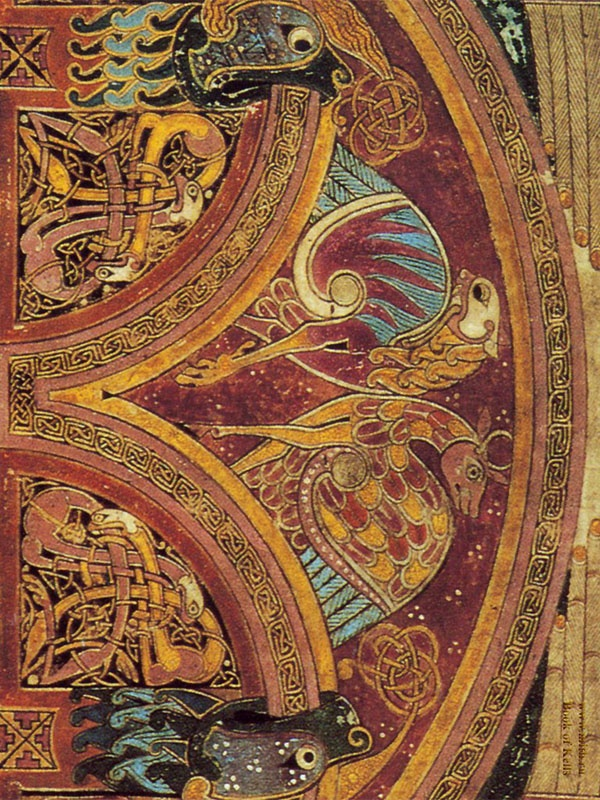 Knotwork - Book of Kells