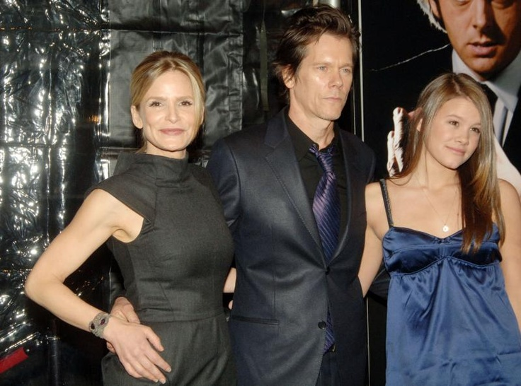 Kevin Bacon And Kids