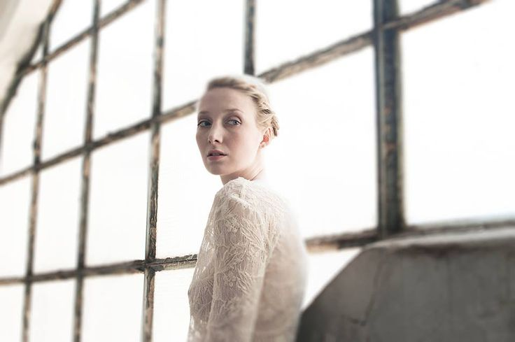 Aroma30 lace top on Jute Magazine fashion editorial. Photo by Maria Grazia Mormando, styling by Tiziana Biccari