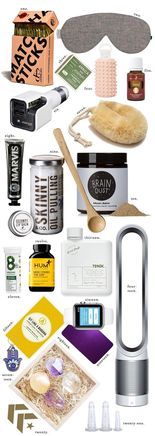 Gift Guide No. One: For The Healthiest Person in your life | Waiting on Martha