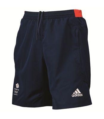 Adidas Team GB Woven Shorts