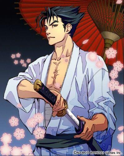 Jin Kazama.