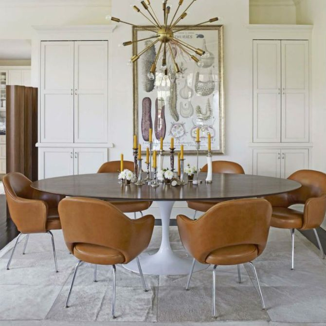 Best 25+ Leather Dining Room Chairs Ideas On Pinterest | Leather