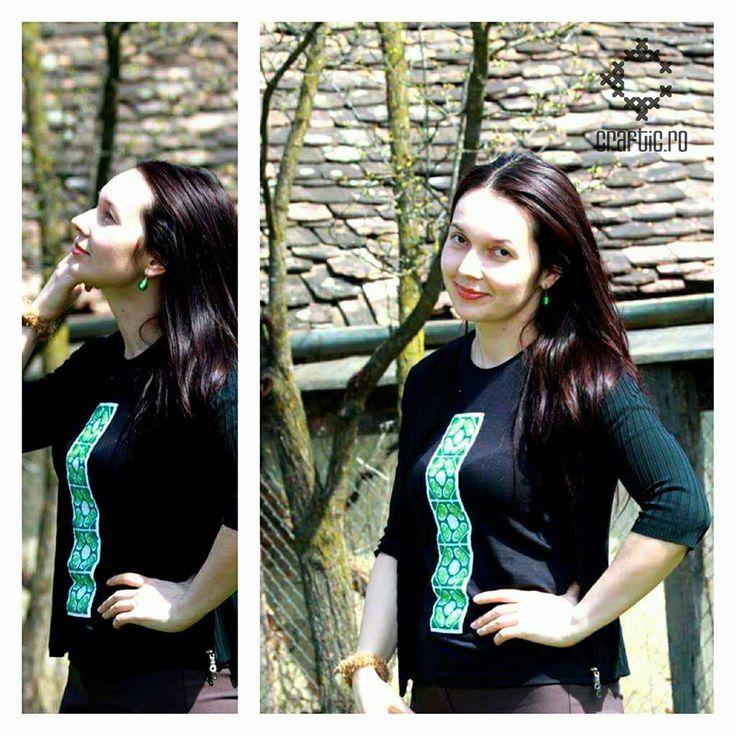 verde de primăvară